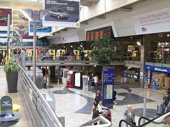 A la recherche de l objet perdu for Plan interieur gare montparnasse