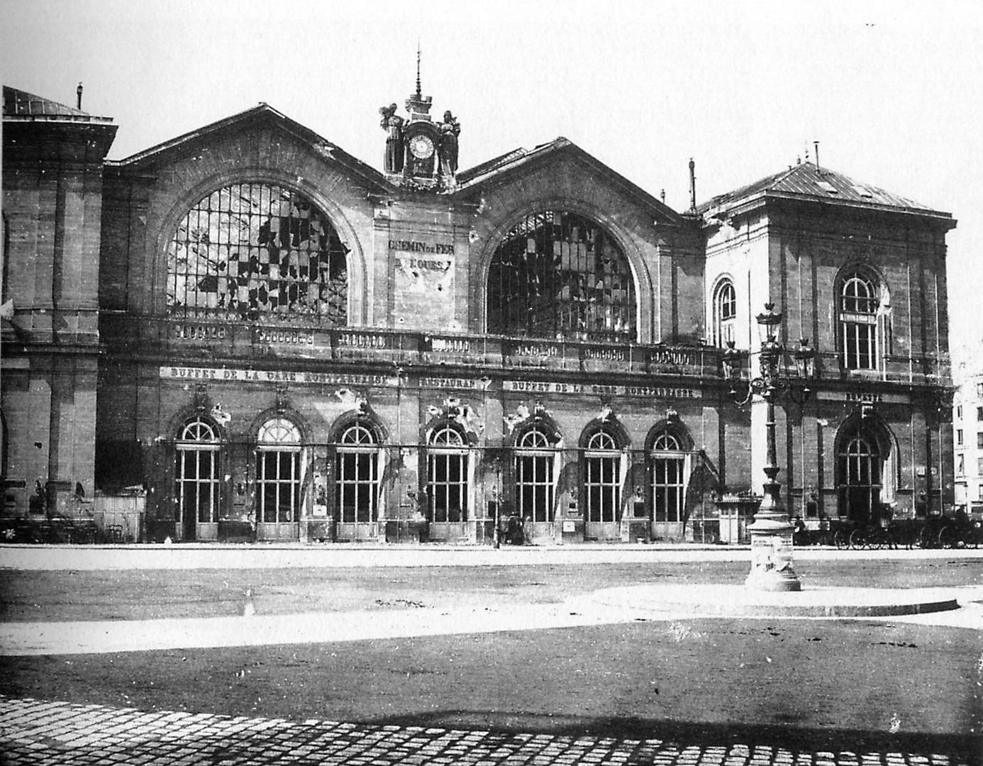 Nom d 39 une gare montparnasse - Bureau de change paris gare de l est ...