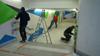 Fresque en gare de Plaisir les Clayes