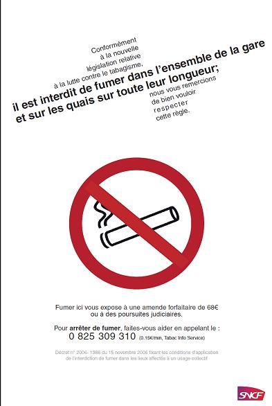 Si on peut cesser de fumer sale le forum