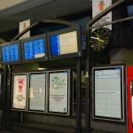 voyageurs en gare