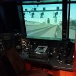 simulateur cabine intérieur