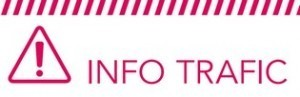 Logo info trafic