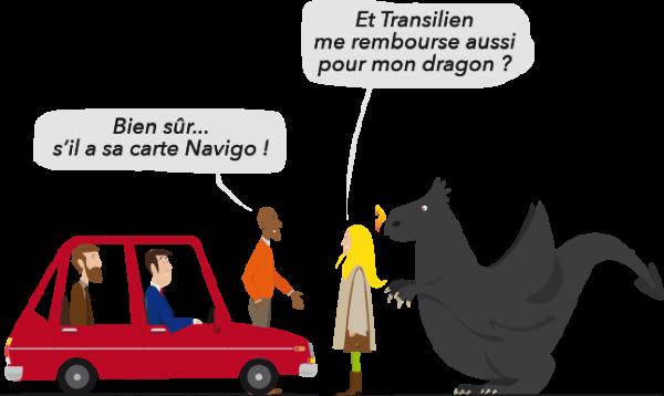 transilien-dragon