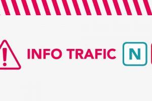 Info trafic lignes N et U