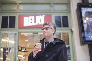 Boutique Relay - café