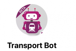 Transport Bot Transilien
