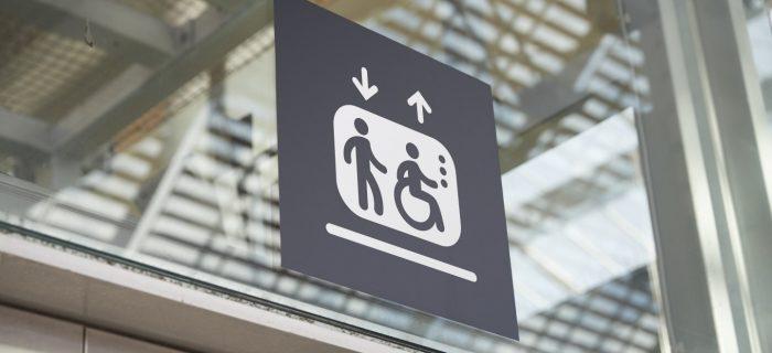 Pictogramme accessibilité