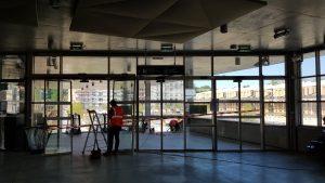 Préparation de la sortie 2 à Versailles-Chantiers