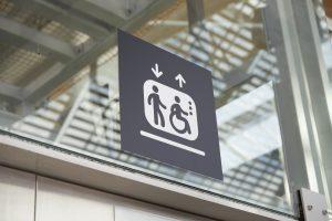 Accessibilité en gare