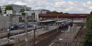 Trains à Saint-Quentin-en-Yvelines