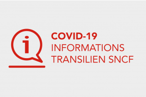 Informations Transilien COVID-19
