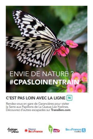 Serre aux papillons de La-Queue-lez-Yvelines