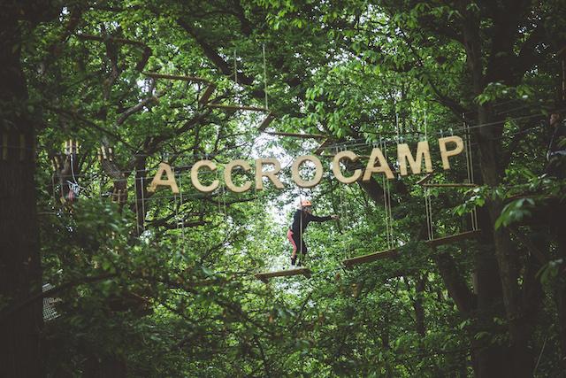 Parc AccroCamp - Chaville