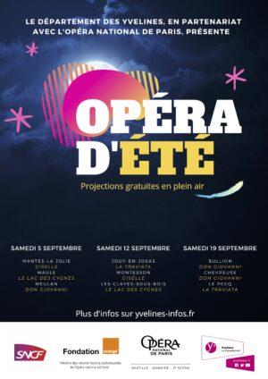 Yvelines - Opéra d'été