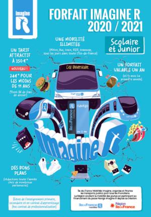 Imagine R Scolaire et Junior 2020-2021
