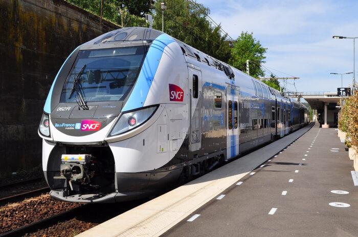 Paris–Montparnasse <> Sèvres–Rive Gauche