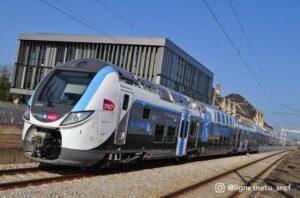 Regio2N - Marche technique - Dreux - Février 2021