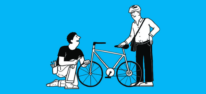 Ateliers vélos solidaires