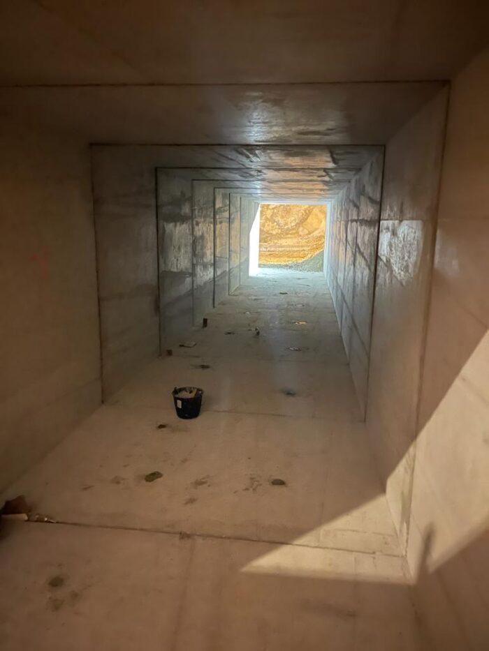Futur passage souterrain de Maule