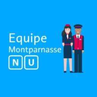 Twitter - Équipes Transilien de Paris-Montparnasse