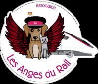 Logo - Les Anges Du Rail