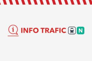 Info trafic ligne N